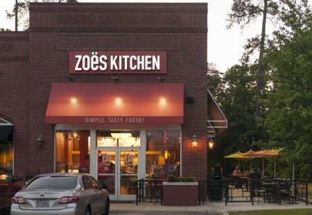 Zoes Kitchen Market Street The Woodlands