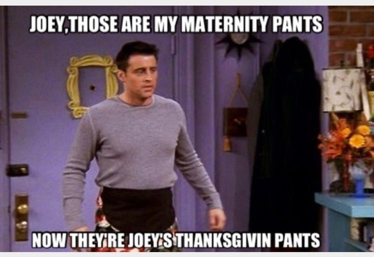 friends memes thanksgiving funny tv quotes excited phoebe meme joey wednesday getting friend ross cat happy smelly table hit oh